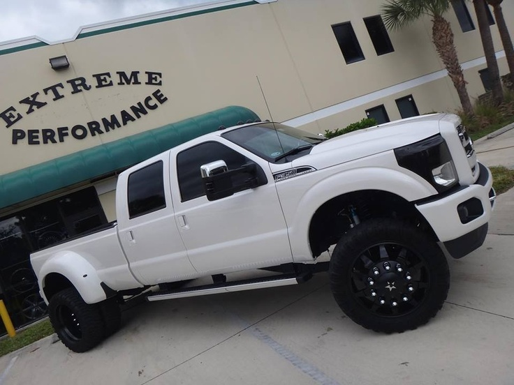 2017 Lifted F350 Dually >> White F350 Dually Lifted | www.pixshark.com - Images Galleries With A Bite!