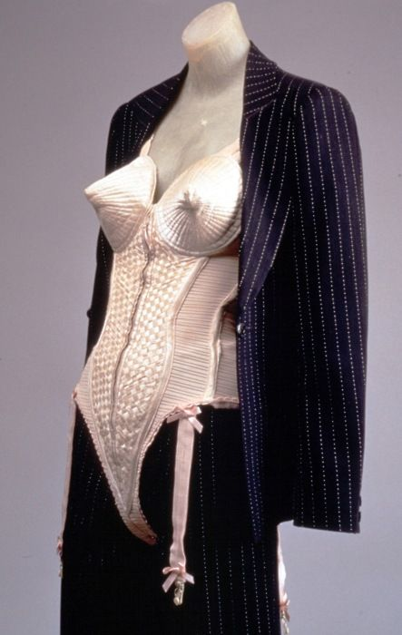 I saw Madonna wearing this at a concert in the 80's
