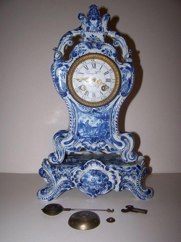 261 Best Clocks Images On Pinterest Vintage Clocks