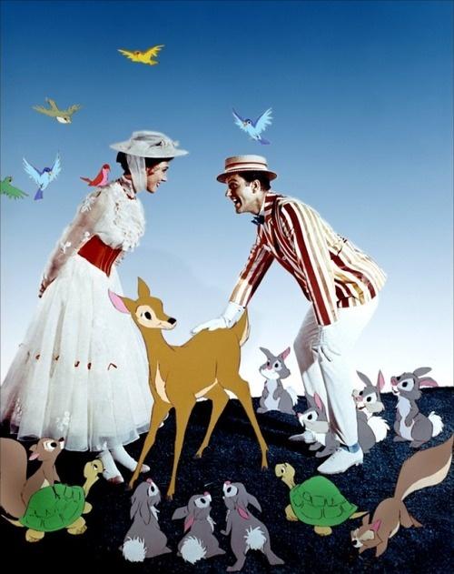 Mary Poppins (Robert Stevenson, 1964)