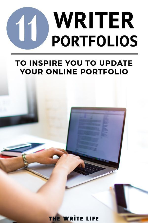 Online Portfolio Examples 10 Writer Websites We Love In 2020 Freelance Writing Portfolio Writing Portfolio Online Portfolio Examples