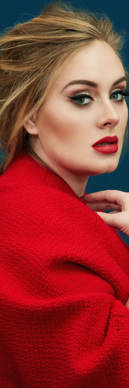 Adele for Time Magazine | LOLO❤︎