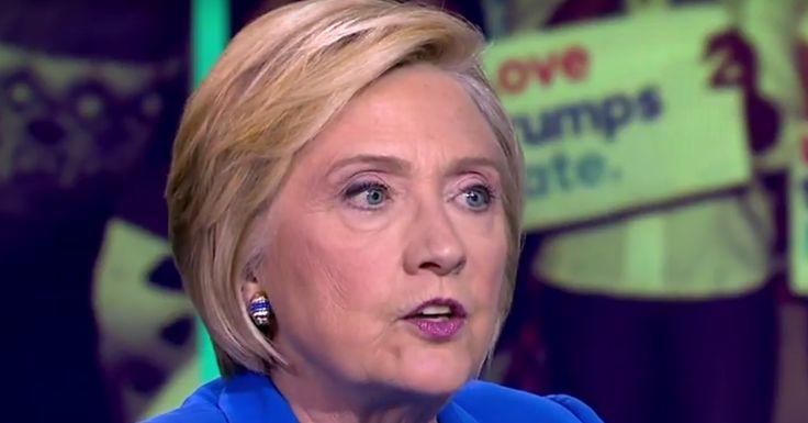 Top Republican Makes Massive Anti-Hillary Move