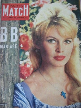 1959 mariage de brigitte bardot brigitte bardot pinterest bardot and briggite bardot. Black Bedroom Furniture Sets. Home Design Ideas