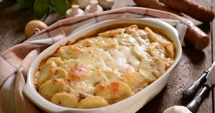 Recette : Des patates et du munster... c'est la garantie d'un repas facile et copieux