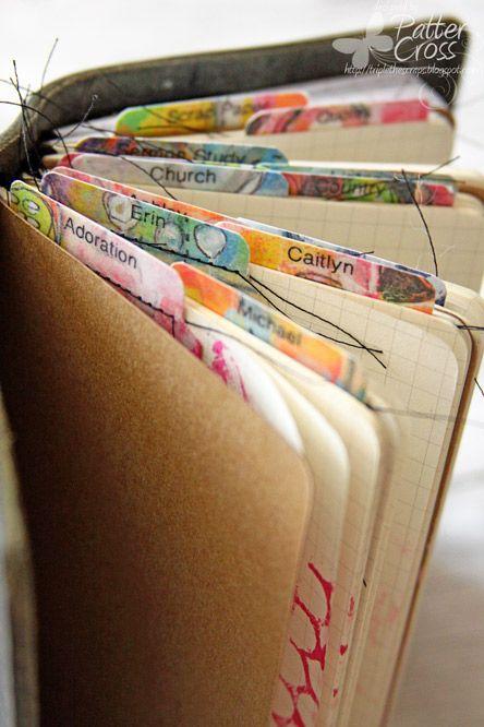 Triple the Scraps: New {Prayer} Journal