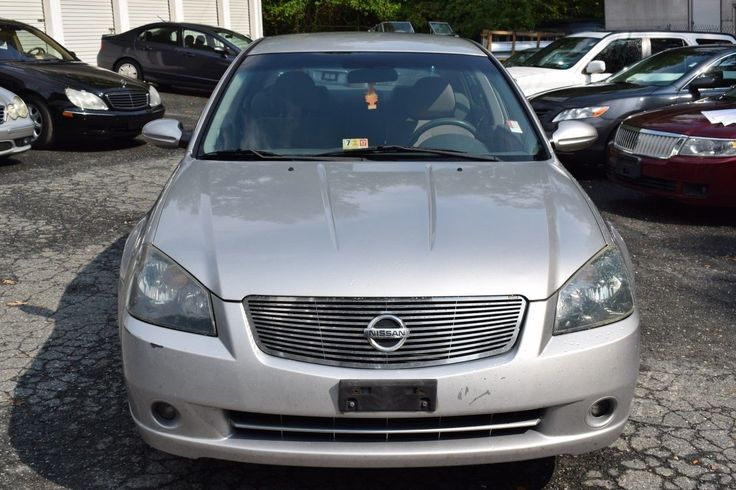Cool Amazing 2006 Nissan Altima S 2006 Nissan Altima S*3-days* No RESERVE* GOOD CONDITION* 2018 Check more at http://24auto.ga/2017/amazing-2006-nissan-altima-s-2006-nissan-altima-s3-days-no-reserve-good-condition-2018/