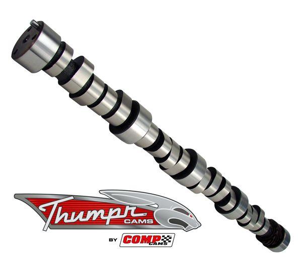 Big Mutha' Thumpr™ 299THR7; 2500 to 6500 RPM Range