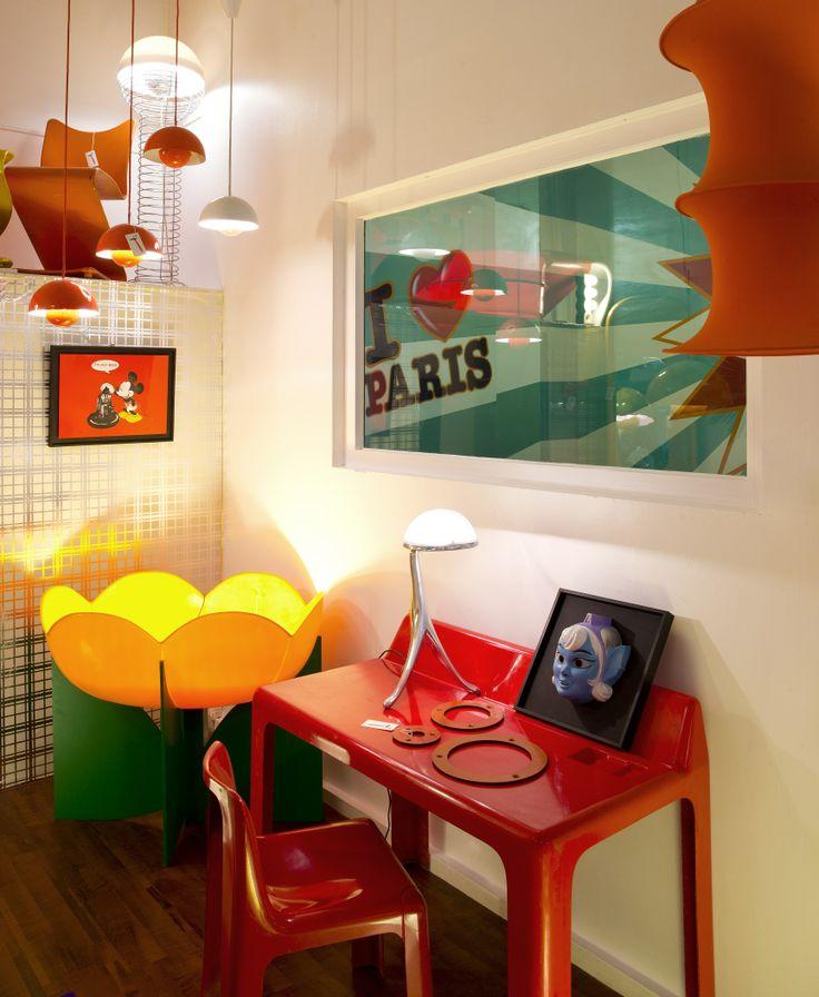 Velvet Galerie , stand 67 ...Pop culture et design ..!