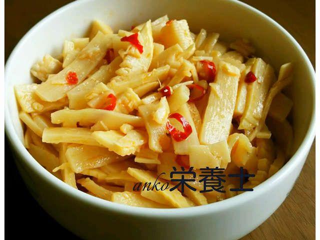 レシピ メンマ 乳酸発酵メンマのレシピ