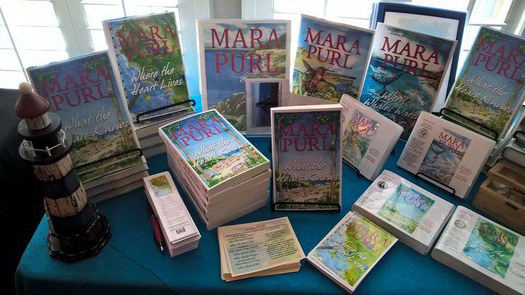 May Day Tea (b) - Milford-Haven Novels display