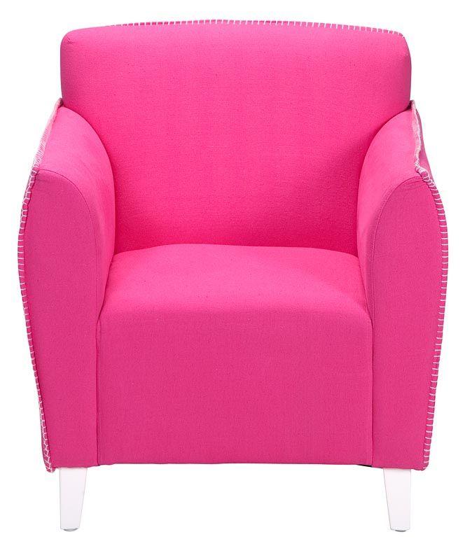 Kinderfauteuil Tess van lief!: stoere stoel voor op de kinderkamer of in de woonkamer #kinderstoel