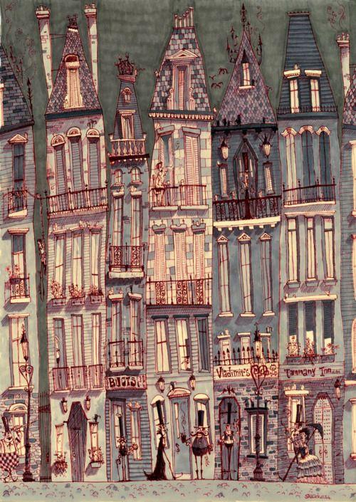 Street by Matthew H Sharack.