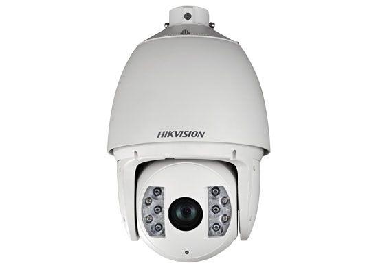DS-2DF7274 на #Hikvision е 1.3 мегапикселова (1280 x 960) интелигентна управляема (#PTZ) куполна мрежова камера с много функции, като интелигентно инфрачервено осветление, компенсация на задното осветяване (BLC), цифрово шумопотискане (3D DNR), механичен инфрачервен филтър, автоматично проследяване, троен стрийминг, варифокален обектив, слот за микро SD карта до 32 GB и водоустойчив корпус (IP66).