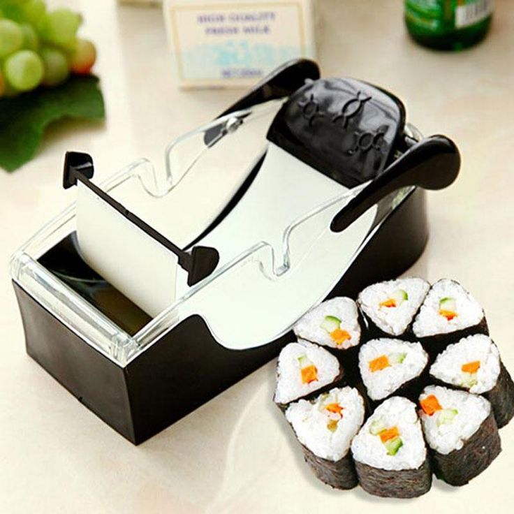 New in our store: Magic Sushi Maker.... Have a look here --> http://get-it-4-me.myshopify.com/products/magic-sushi-maker-roll?utm_campaign=social_autopilot&utm_source=pin&utm_medium=pin