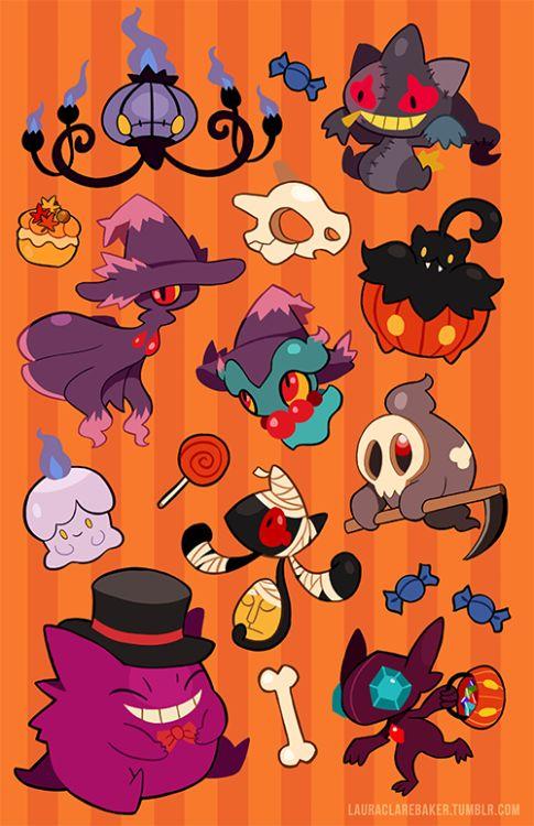 lauraclarebaker: IT'S THE MOST WONDERFUL TIME OF... | The Original Pokemon Community!