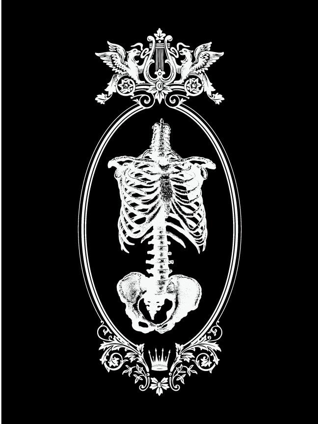 Torse de justice -  Coeur de poète - Laser etch relief, Victorian anatomy themed posters $18 #anatomy