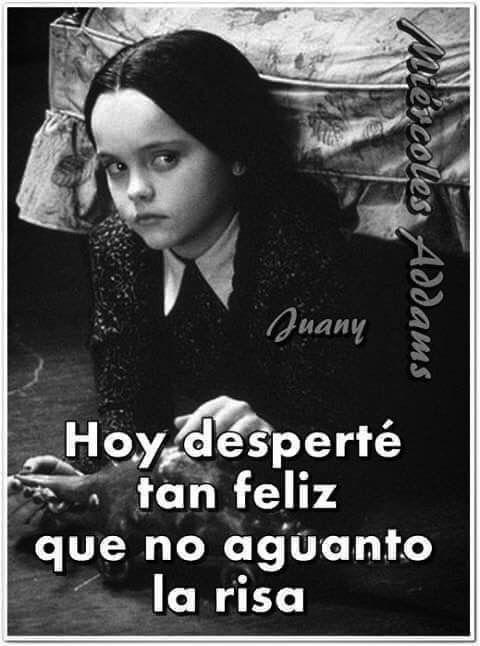 #Merlina #Felicidad