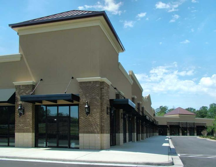Commercial Buildings With Stucco Bing Images Products