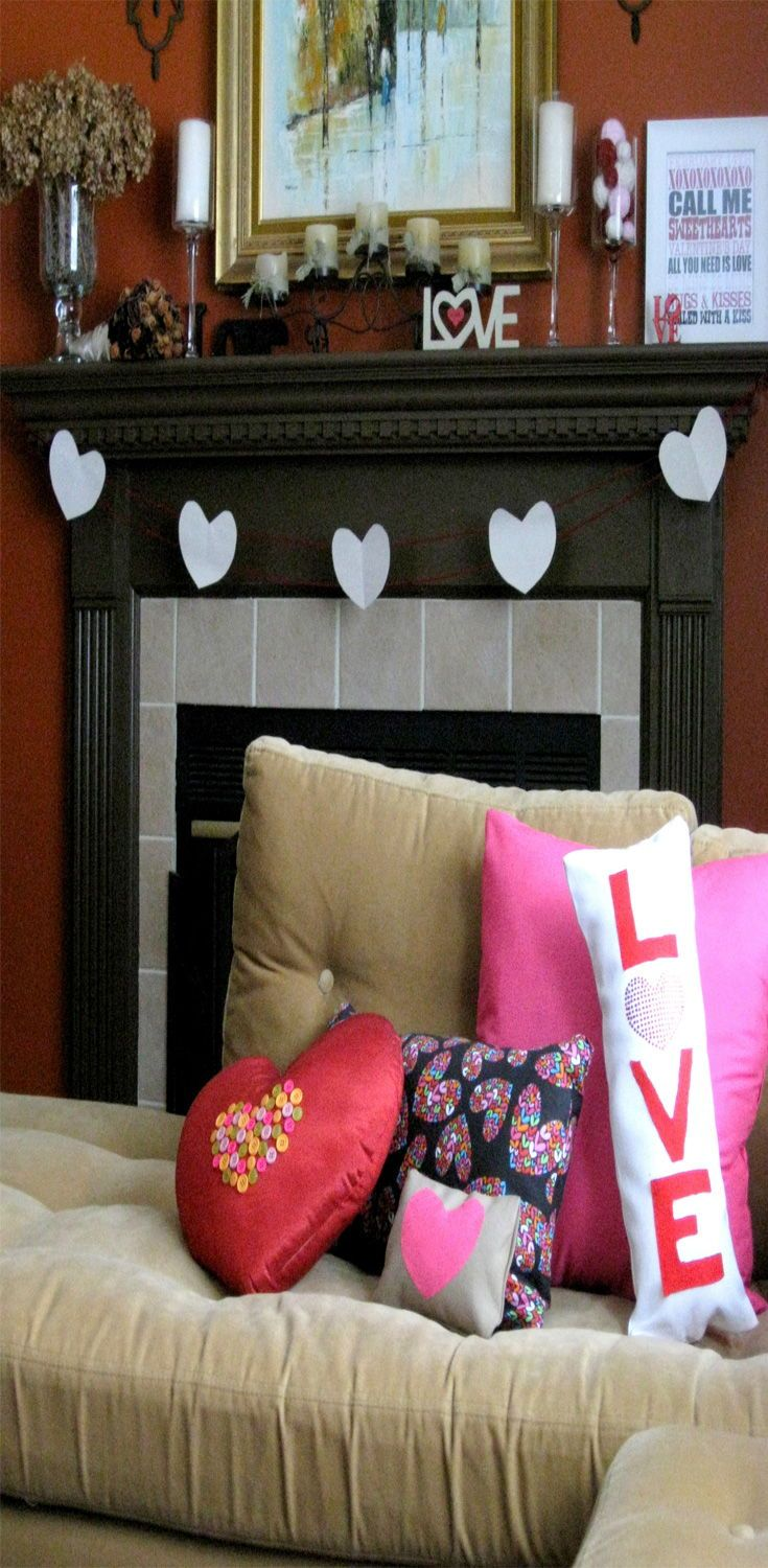 7 Ways To Decorate Your Home For Valentine S Day Romantic Li