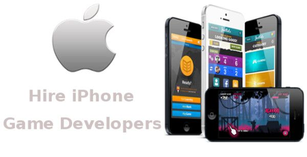 Hire iPhone Game Developers
