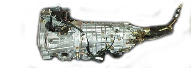 Speed Transmission (Full) Subaru STI 2006