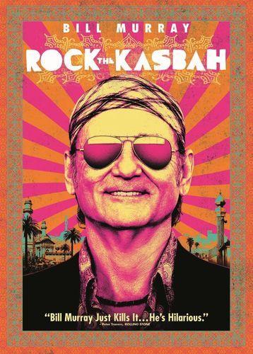 Rock the Kasbah [DVD] [2015]