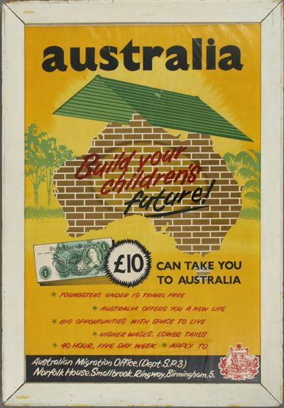 australian immigration history essay Migration to australia is built on 3 building blocks : humanitarian, family and  to  the basic building blocks of our historical migration process.