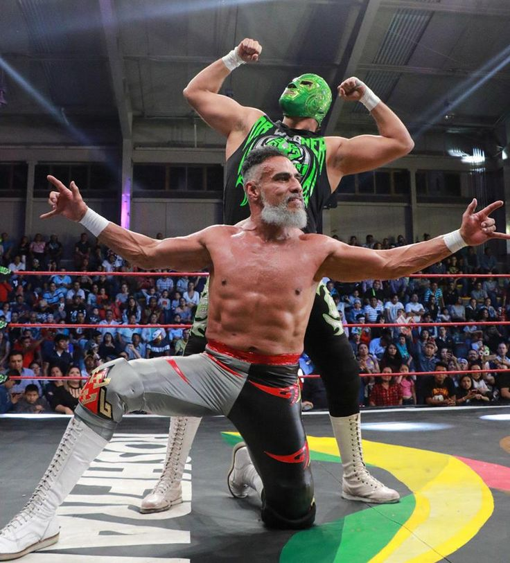 Rey Wagner and El Hijo de Dr. Wagner Jr #lucha #luchalibre ...
