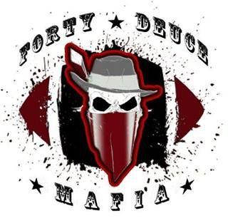 Our Football Logo 40 Deuce Mafia A K A 40 Deuce