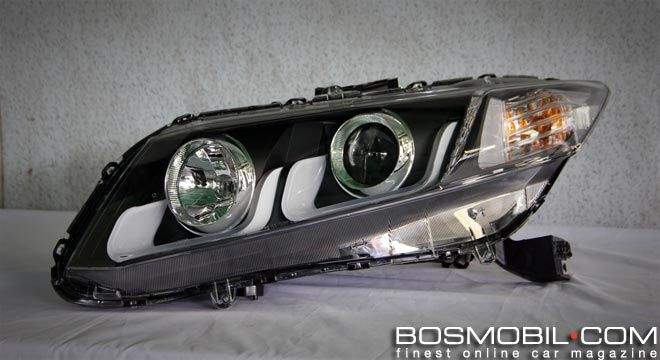 Headlamp DS Version All New Honda Civic #BosMobil