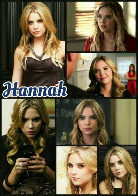 Hannah - Pretty Little Liars