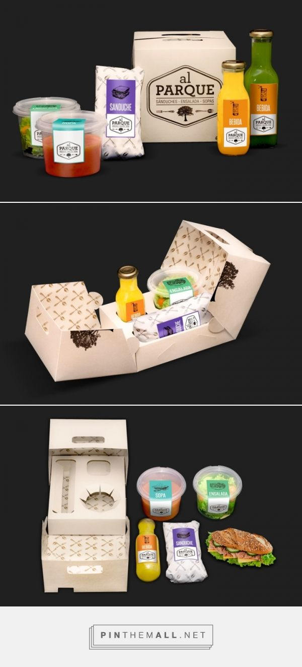 Al Parque Packaging by Aldas Brand »  Retail Design Blog - created via http://pinthemall.net