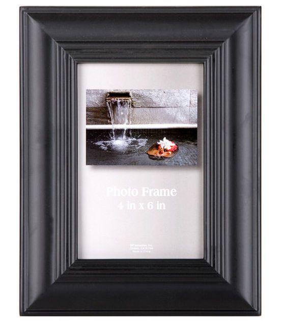 4''X6'' Black Step Profile Frame at Joann.com
