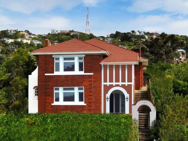 AMAZING HATAITAI FAMILY HOME. 24A Waipapa Road Hataitai Wellington