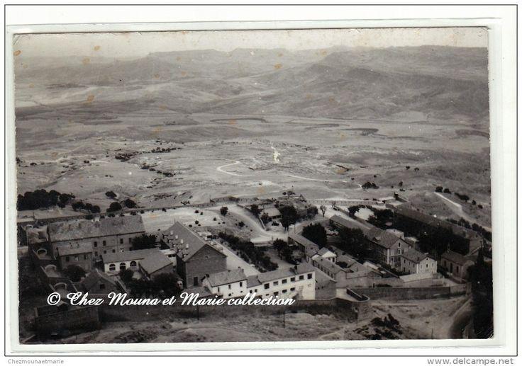 #ALGERIE - #AMMI MOUSSA - LE FORT MILITAIRE - PHOTO