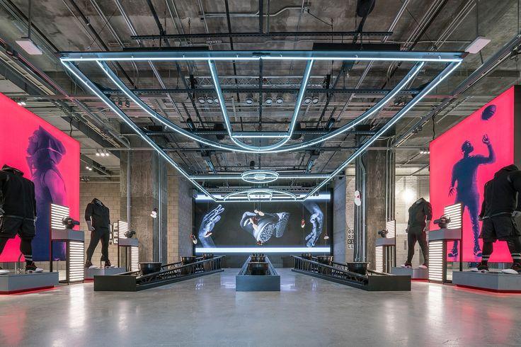adidas Flagship Store - NYC
