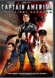 captain america - Favorite