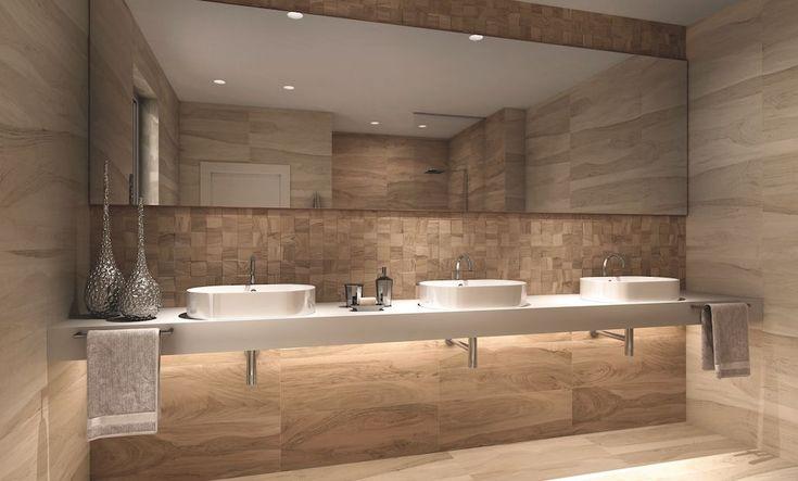 rev tement mural bois salle de bain design salle de bain en 2019 salle de bain salle de