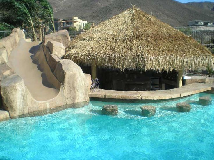 Best 25 swim up bar ideas on pinterest up bar dream - Pictures of pools with swim up bars ...