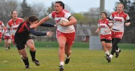 RUGBY LIONS FINISH STRONG SPRING CAMP