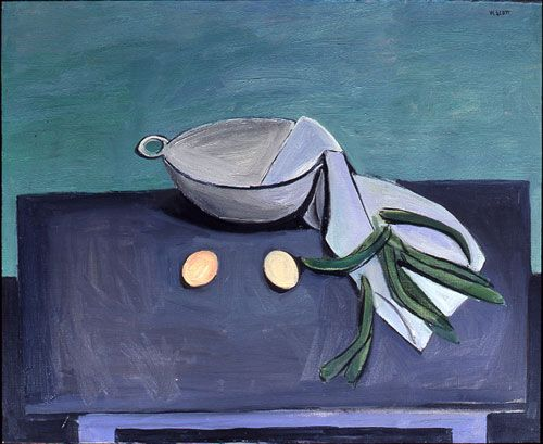 "William Scott - ""Colander and Beans"" - 1948."