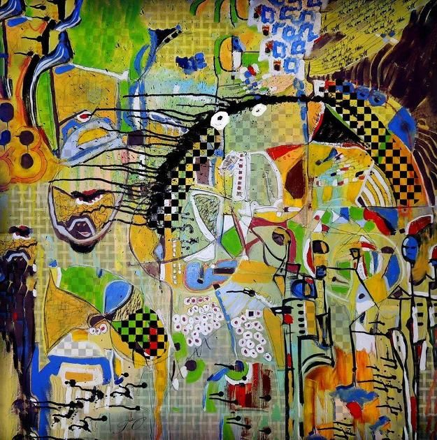 By OANA TATIANA http://alesarte.com/oana--tatiana.php painter member of ALESARTE The online ARTgallery