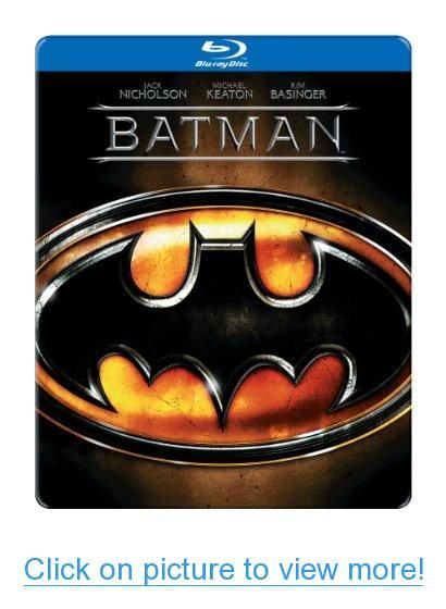 Batman [Blu-ray Steelbook] #Batman #Blu_ray #Steelbook