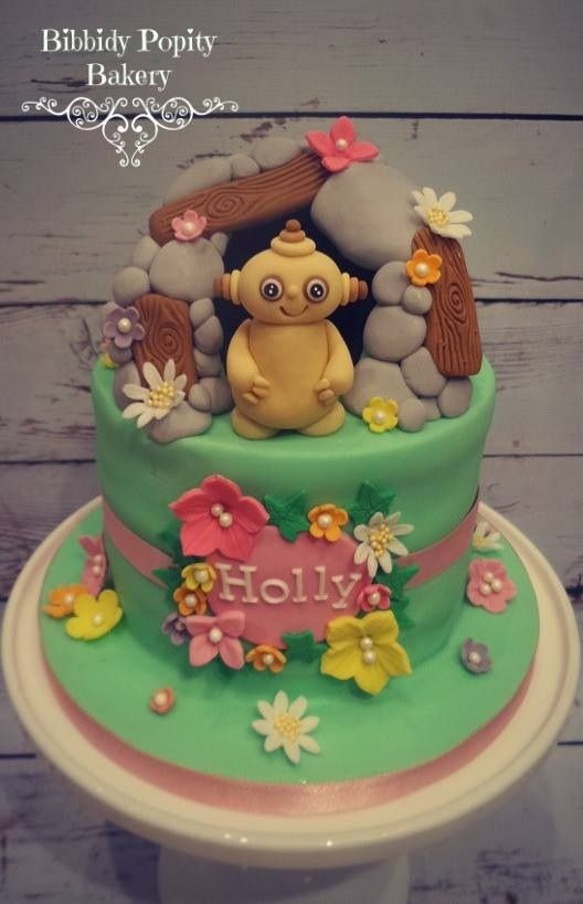 Makka Pakka Cake In the Night Garden Cake