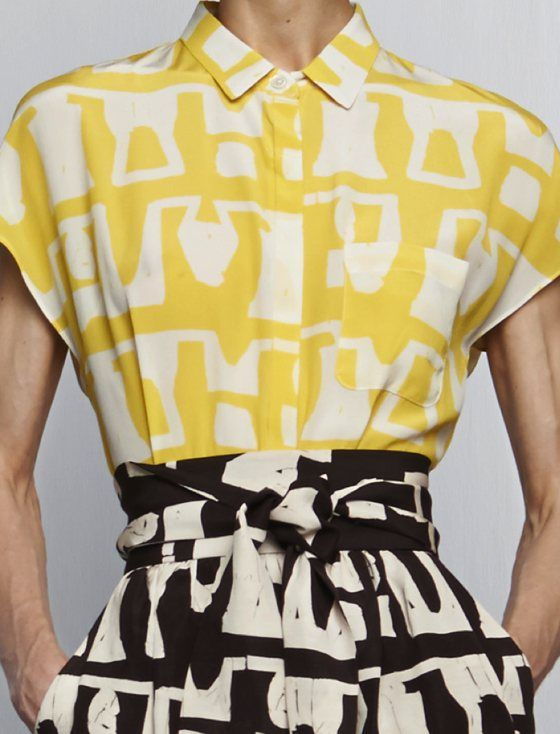 PRINTS, PATTERNS, TEXTURES, DETAILS FROM NEW YORK CATWALKS (WOMENSWEAR S/S 2016) / Whit