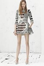 Balmain - Pre Spring/Summer 2013 Paris - Ready-To-Wear - Full length photos (Vogue.com UK)