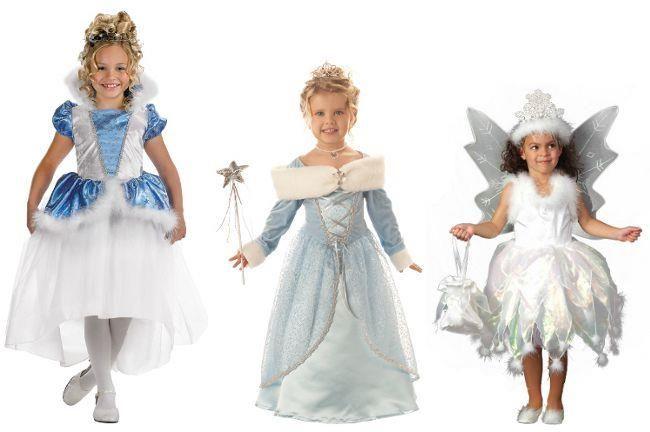 Новогодний карнавальный макияж и костюмы