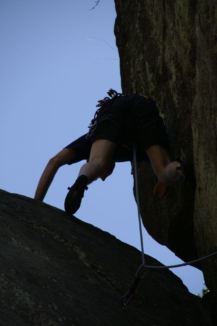 Die Mitarbeiter vom Klettershop Der Ausrüster beim Kletterfestival