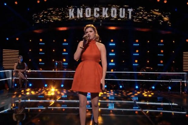 Praise the lord — or Carson Daly or whoever — because Monday night was the last night of The Voice Knockout Round. Snaps to coaches Blake Shelton, Christina ...